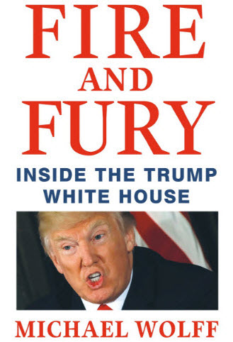 Henry Holt Rushes Fire and Fury Into Bookstores After Trump Legal Threat