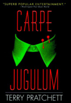 Cover of Carpe Jugulum by Terry Pratchett