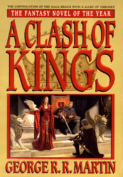 Cover of A Clash of Kings by George R. R. Martin