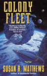 Colony Fleet by Susan Matthews