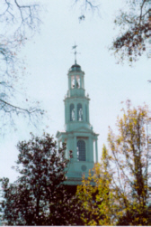 Photo of Berry College Chapel.