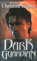 Cover of Dark Guardian by Christine Feehan