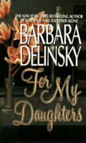 Cover of For My Daughters by Barbara Delinsky