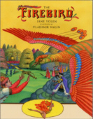 Cover of The Firebird by Jane Yolen, Illustrated by