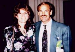 Janny Wurts and husband Don Maitz.