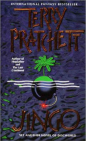 Cover of Jingo by Terry Pratchett