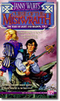Cover of Curse of the Mistwraith by Janny Wurts