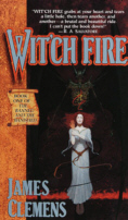 Cover of Wit'ch Fire by James Clemens