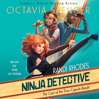 The Case of the Time-Capsule Bandit by Octavia Spencer