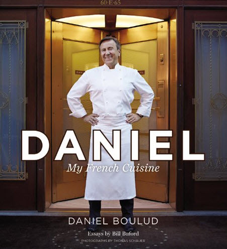 My French Cuisine by Daniel Boulud