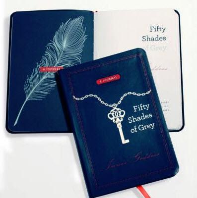 50 Shades of Grey Inner Goddess Journal