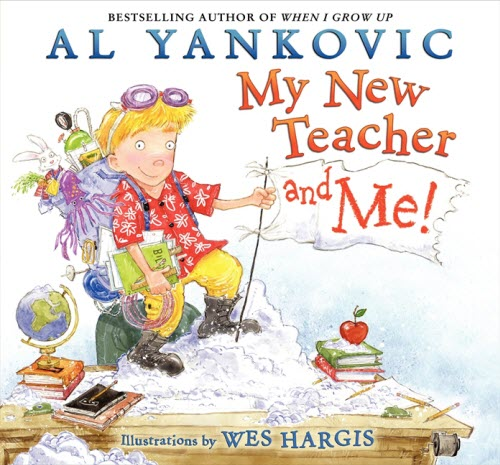 My New Teacher and Me by Weird Al Yankovic