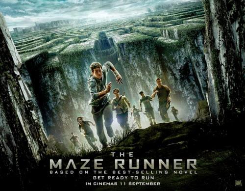 The Maze Runner / Лабиринтът: Невъзможно бягство (2014)