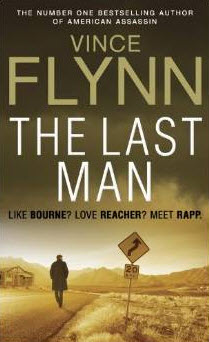 Cover of The Last Man by Vince Flynn