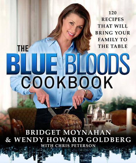 Blue Bloods Cookbook