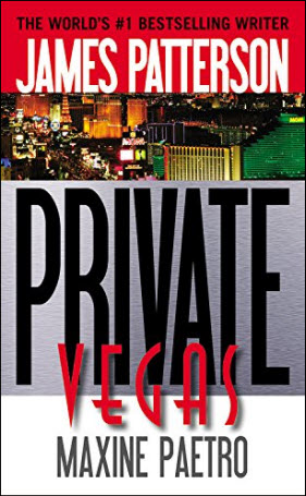 Cover of Private Vegas by James Patterson
