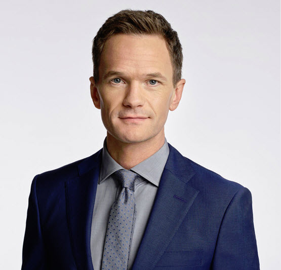 Neil Patrick Harris to Publish Middle Grade Series Called The Magic Misfits