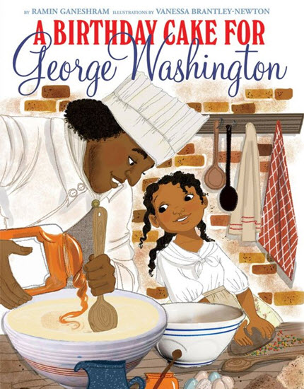 Scholastic Pulls Controversial Picture Book: A Birthday Cake for George Washington