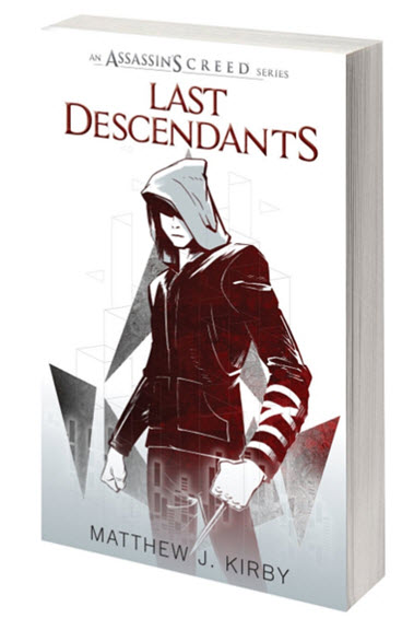 Scholastic to Publish Assassin's Creed Young Adult Book Series
