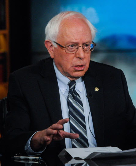 Bernie Sanders Inks  Book Deal With St. Martin's Press