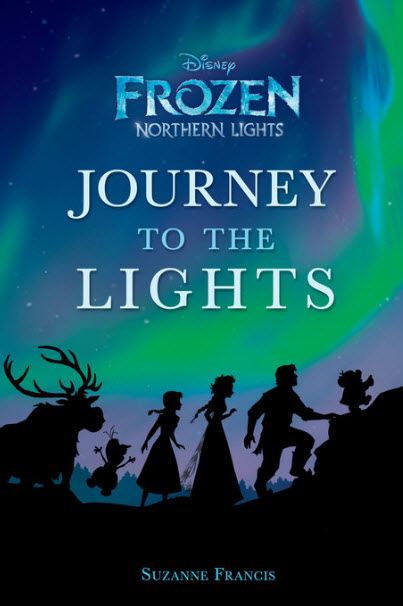 Disney Announces New Frozen Story: Frozen Northern Lights