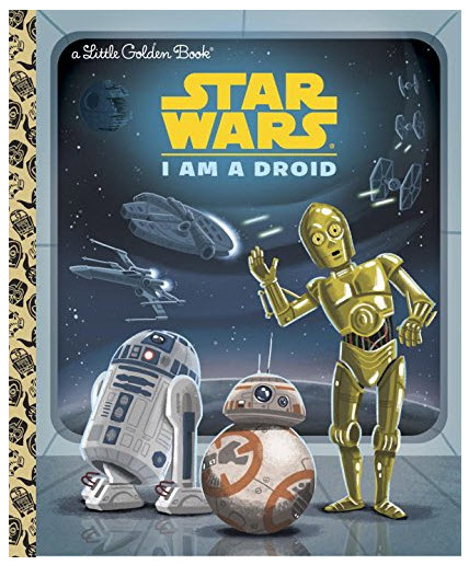 Golden Books Launches Star Wars Children's Book Series