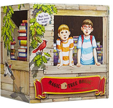 Magic Tree House Books Being Turned into Feature Films