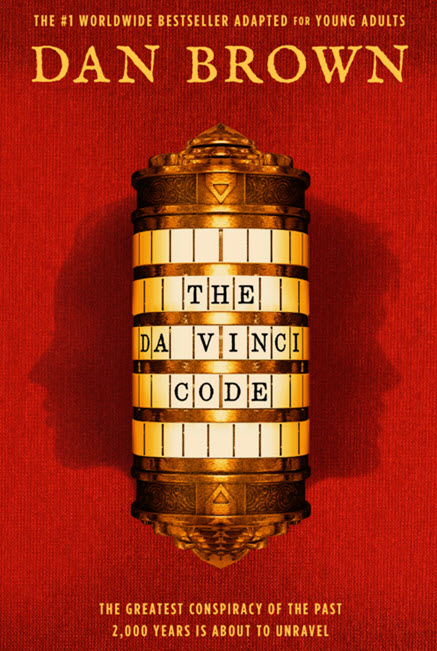 New Version of Dan Brown's The Da Vinci Code Being Released for Young Adults