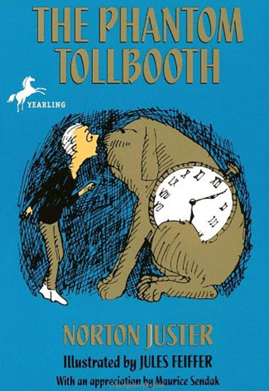 The Phantom Tollbooth cover art