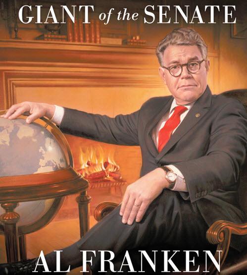 Giant of the Senate by Al Franken