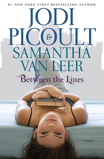 Cover of Between the Lines by Jodi Picoult and Samantha van Leer