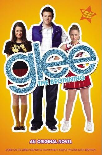 Glee The Beginning novel