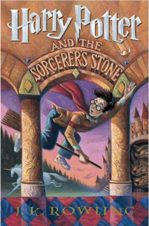 Harry Potter and Sorcerers Stone Ebook