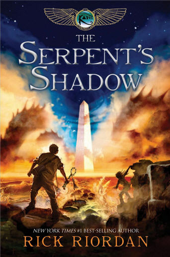 The Serpents Shadow Cover